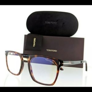 Brand New Authentic Tom Ford TF 5523 Eyeglasses